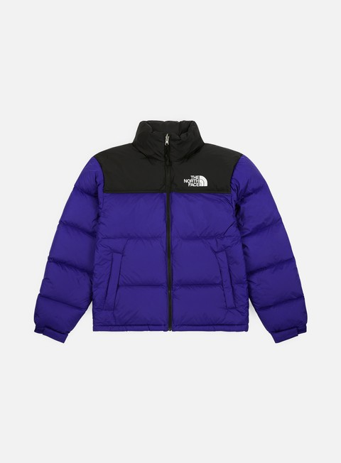 giacche the north face 1996 retro nuptse jacket aztec blue