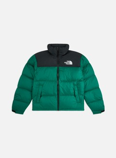 The North Face - 1996 Retro Nuptse Jacket, Evergreen
