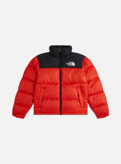 The North Face - 1996 Retro Nuptse Jacket, Fiery Red