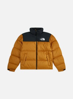 The North Face - 1996 Retro Nuptse Jacket, Timber Tan