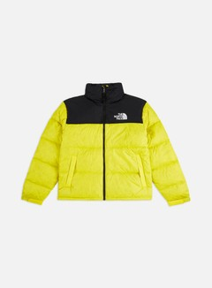 The North Face - 1996 Retro Nuptse Jacket, TNF Lemon