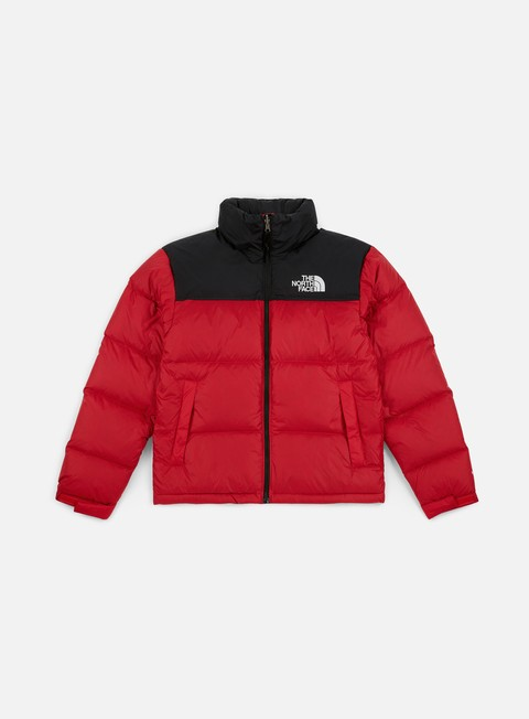 giacche the north face 1996 retro nuptse jacket tnf red