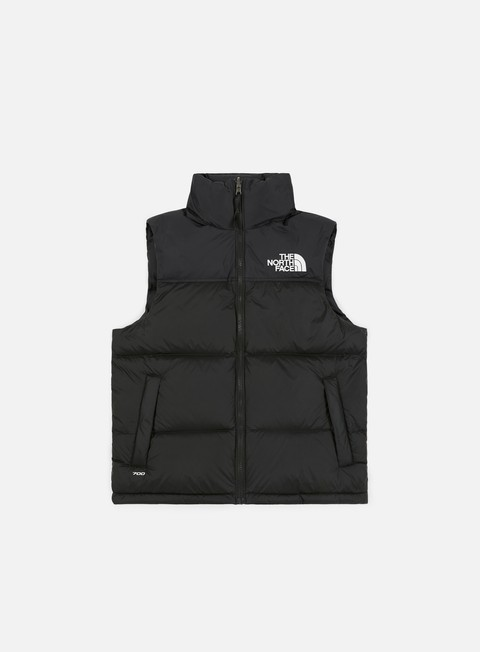 giacche the north face 1996 retro nuptse vest tnf black