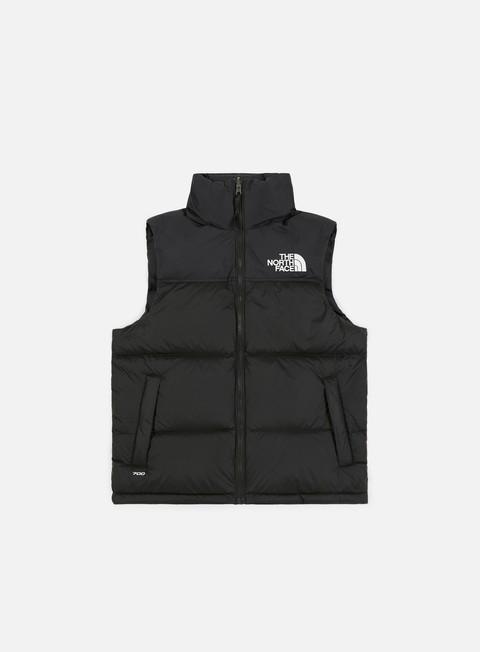 giacche the north face 1996 retro nuptse vest tnf black