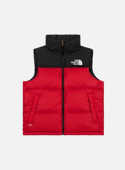 Outlet e Saldi Giacche Intermedie The North Face 1996 Retro Nuptse Vest