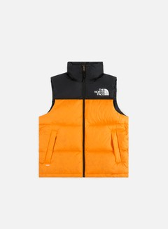The North Face - 1996 Retro Nuptse Vest, Zinnia Orange