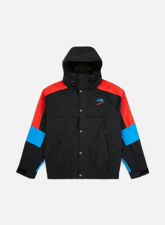 vicolo grande Autorizzazione  The North Face 90 Extreme Rain Jacket Men, TNF Black Combo | Graffitishop