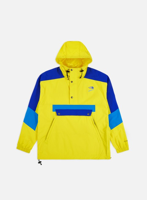 Outlet e Saldi Giacche leggere The North Face 90 Extreme Wind Anorak