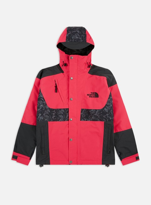 Hooded Jackets The North Face 94 Rage Wp Syn Ins Jacket