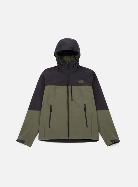 Sale Outlet Intermediate Jackets The North Face Apex Bionic Hooded Jacket