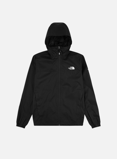 Giacche Leggere The North Face Black Box Mountain Quest Jacket