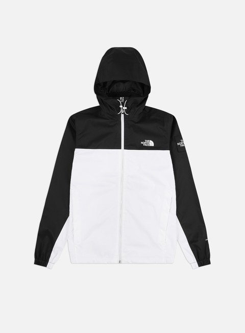 Windbreaker The North Face Black Box Mountain Quest Jacket