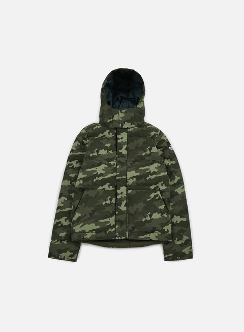 giacche the north face box canyon jacket rosin green camo print