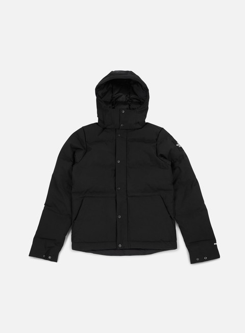 giacche the north face box canyon jacket tnf black