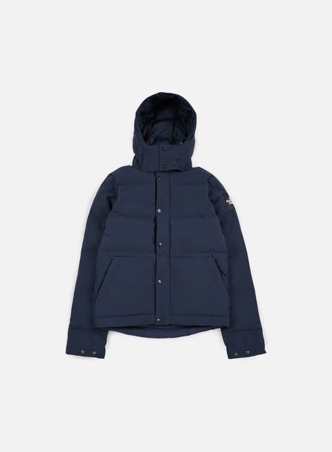 giacche the north face box canyon jacket urban navy