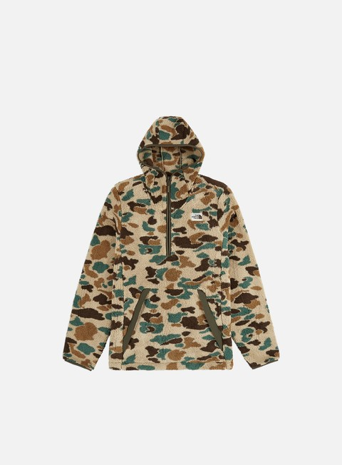 Felpe in pile The North Face Campshire Hoodie
