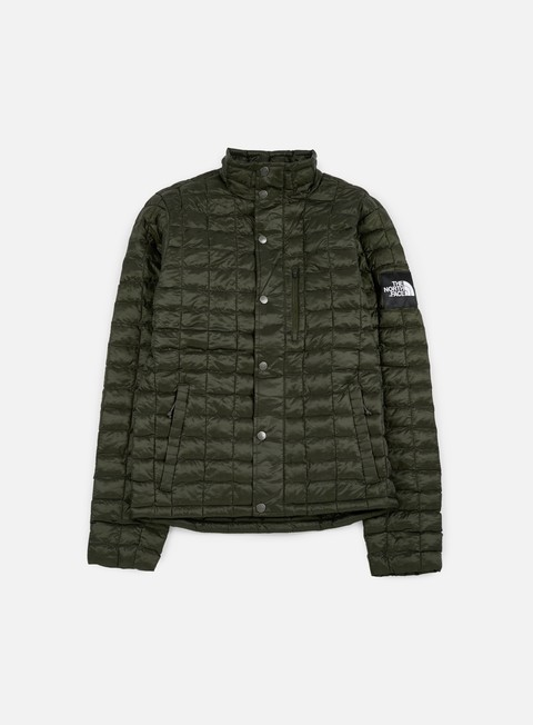 giacche the north face denali thermoball jacket rosin green