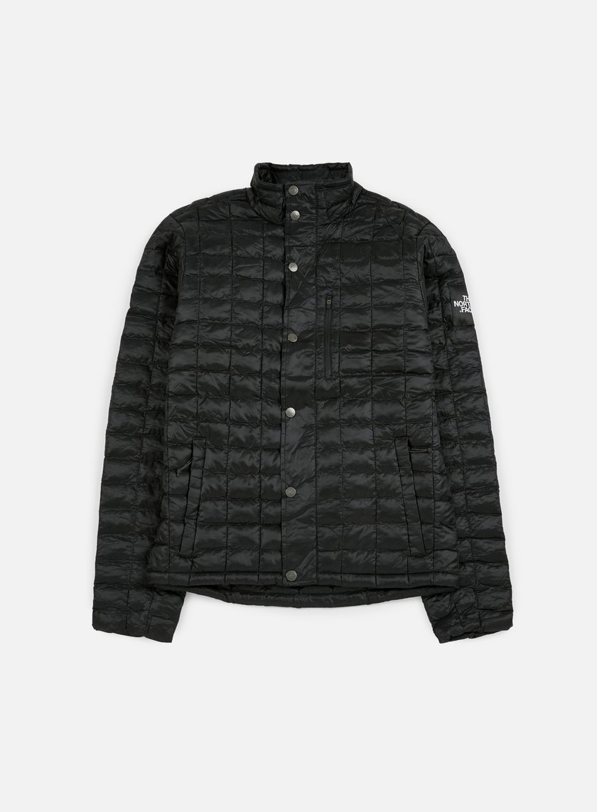 The North Face - Denali Thermoball Jacket, TNF Black