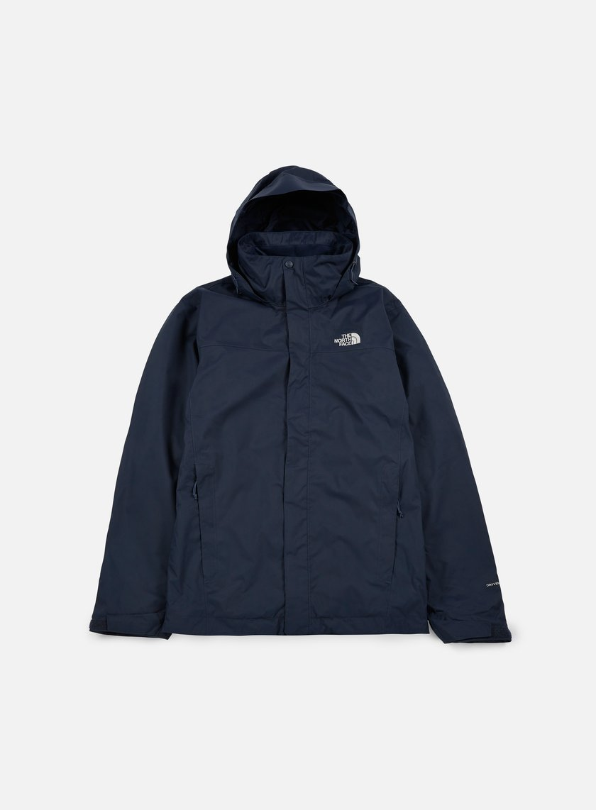 The North Face - Evolve II Triclimate Jacket, Urban Navy