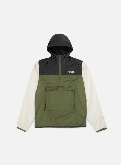 Outlet e Saldi Giacche Leggere The North Face Fanorak Jacket