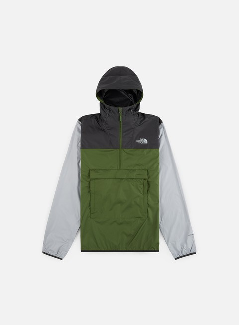 Outlet e Saldi Giacche Leggere The North Face Fanorak Jacket