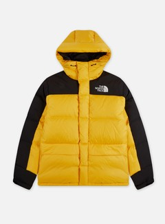 The North Face - Himalayan Down Parka Jacket, Summit Gold