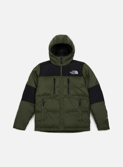 The North Face - Himalayan Light Down Jacket, New Taupe Green/TNF Black