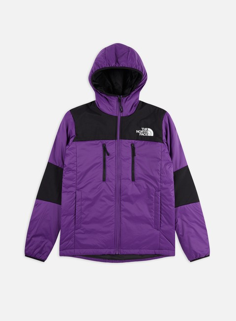Outlet e Saldi Giacche Intermedie The North Face Himalayan Light Synthetic Hooded Jacket