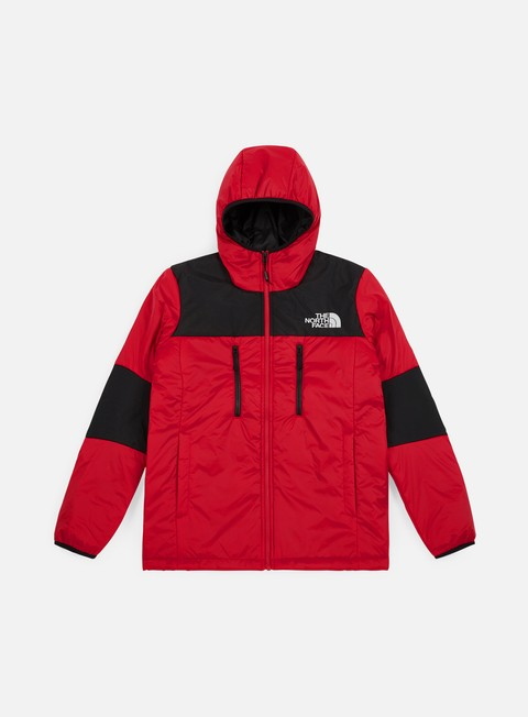 Outlet e Saldi Giacche Intermedie The North Face Himalayan Light Synthetic Hoodie