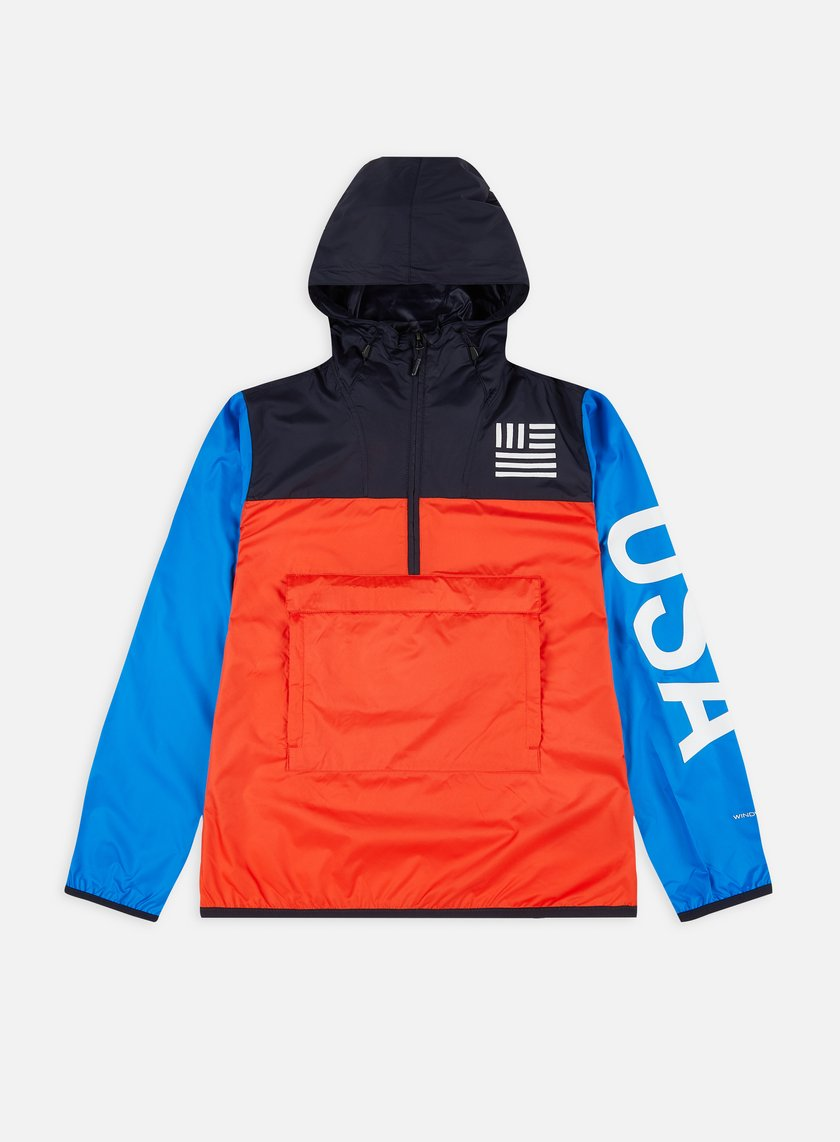 The North Face International Collection Anorak Jacket