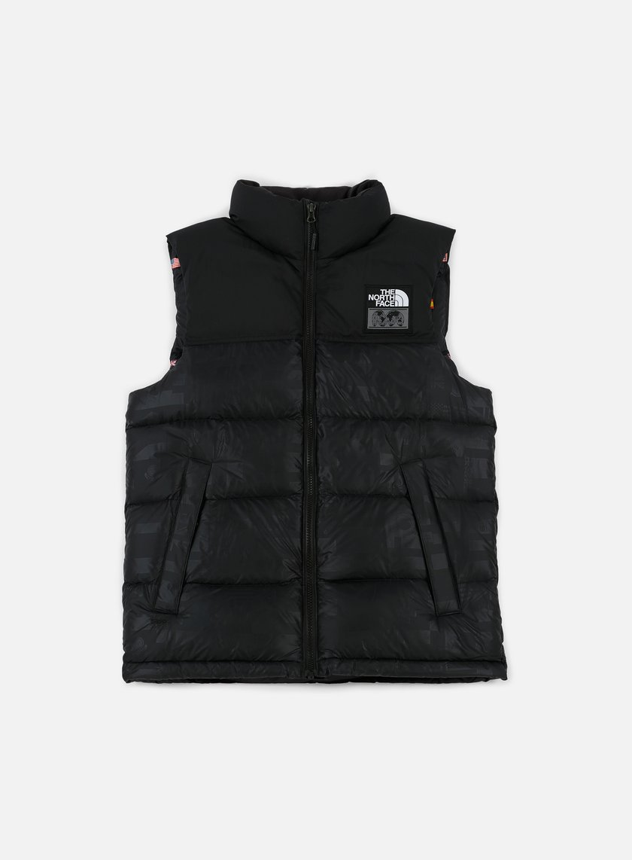 THE NORTH FACE International Nuptse Vest € 146 Winter Jackets ... 7340da944