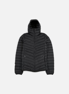 The North Face - Jiyu Full Zip Hooded Jacket, TNF Black 1