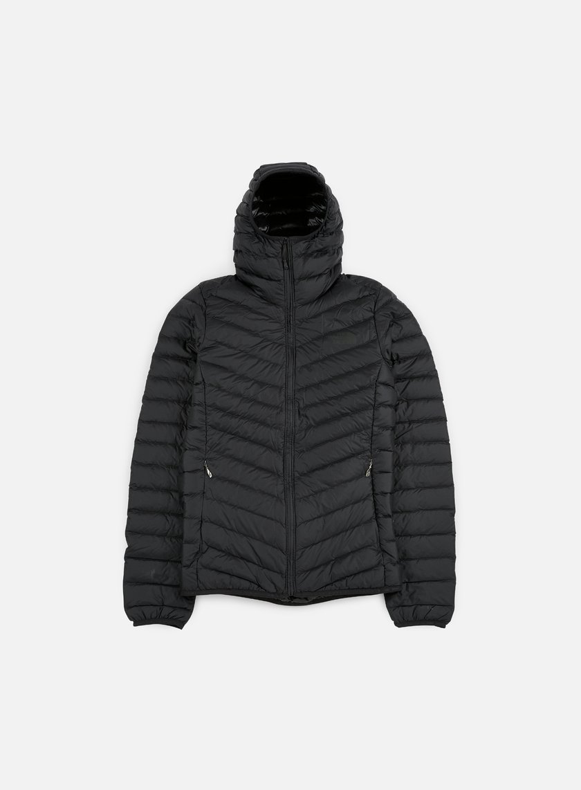 The North Face - Jiyu Full Zip Hooded Jacket, TNF Black
