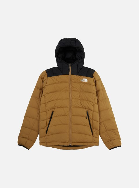 Down Jackets The North Face La Paz Hooded Jacket