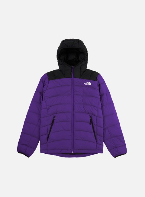 Outlet e Saldi Giacche Invernali The North Face La Paz Hooded Jacket