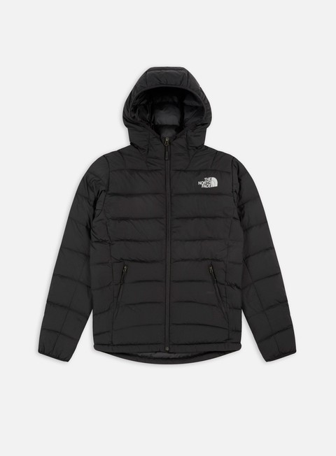 giacche the north face la paz hooded jacket tnf black