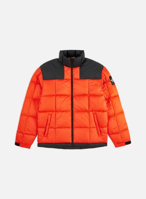 Efficacia Descrittivo confront  The North Face Lhotse Jacket Uomo, Tangerine Tango | Graffitishop