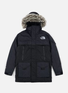 The North Face - MC Murdo 2 Jacket, TNF Black/High Rise Grey