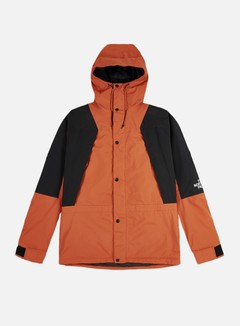 The North Face - Mountain Light Dryvent Insulated Jacket, Burnt Ochre