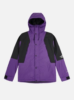 The North Face - Mountain Light Dryvent Insulated Jacket, Peak Purple