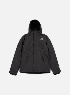 The North Face - Mountain Light Triclimate Jacket, TNF Black/TNF Black 1