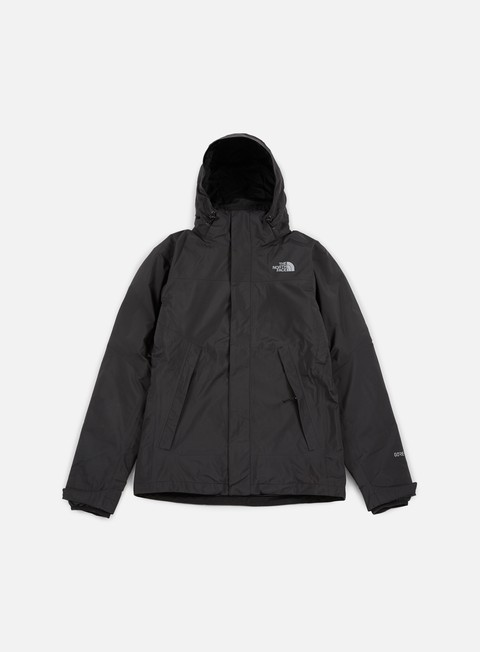 giacche the north face mountain light triclimate jacket tnf black tnf black