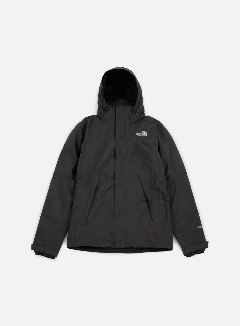 The North Face - Mountain Light Triclimate Jacket, TNF Black/TNF Black