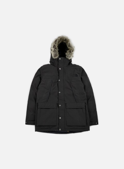 giacche the north face mountain murdo jacket tnf black