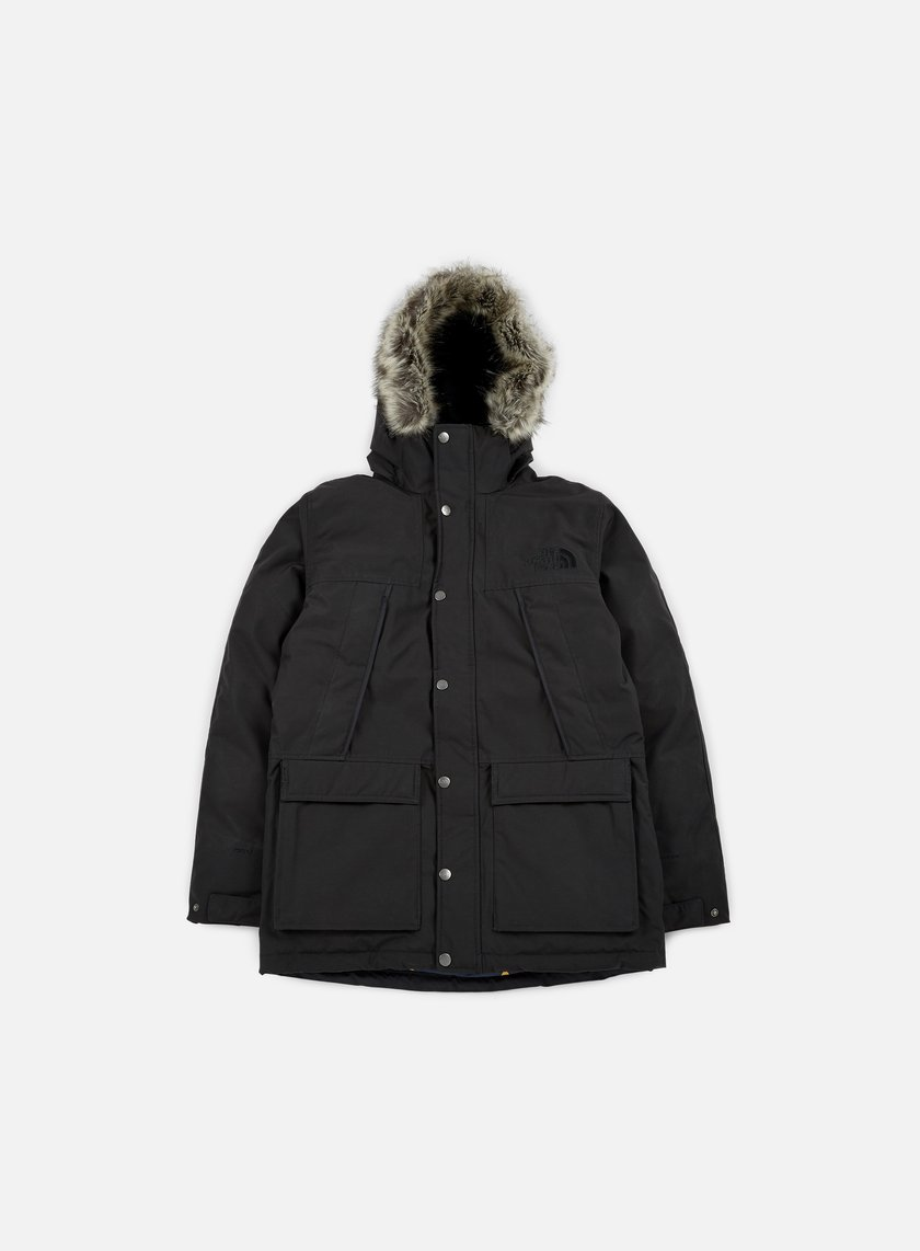 The North Face - Mountain Murdo Jacket, TNF Black