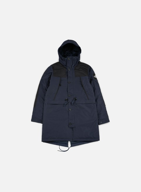 giacche the north face mountain parka urban navy