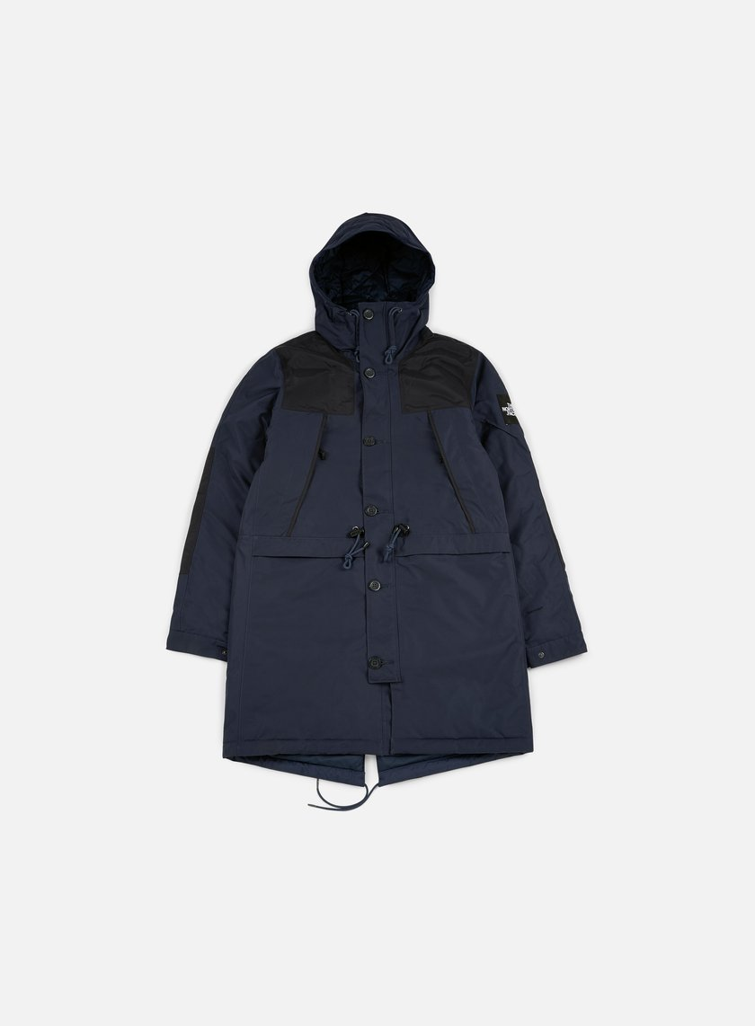 The North Face - Mountain Parka, Urban Navy
