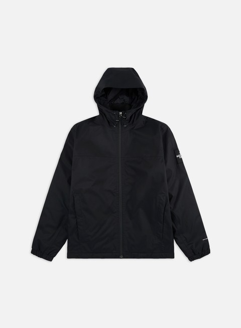 Hooded Jackets The North Face Mountain Q Insulated Jacket