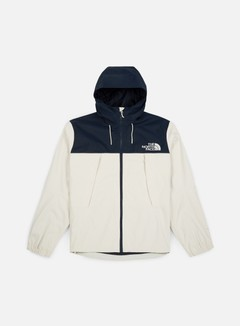 The North Face - Mountain Q Jacket, Vintage White/Urban Navy