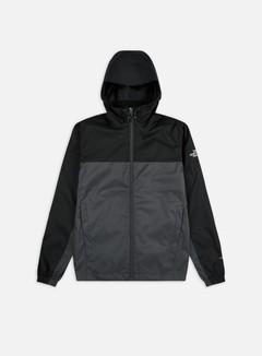The North Face - Mountain Quest Jacket, Asphalt Grey/TNF Black